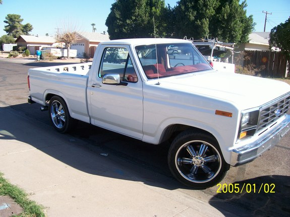 Saulmarquez22 1982 Ford F150 Regular Cab Specs Photos Modification