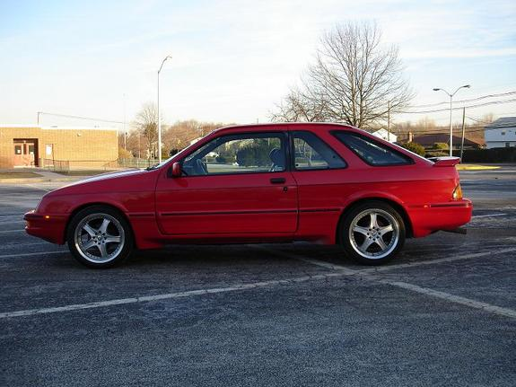 Another coupes 1989 Merkur XR4TI post... - 8568950