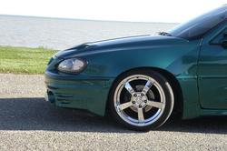 Green99GTs 1999 Pontiac Grand Am