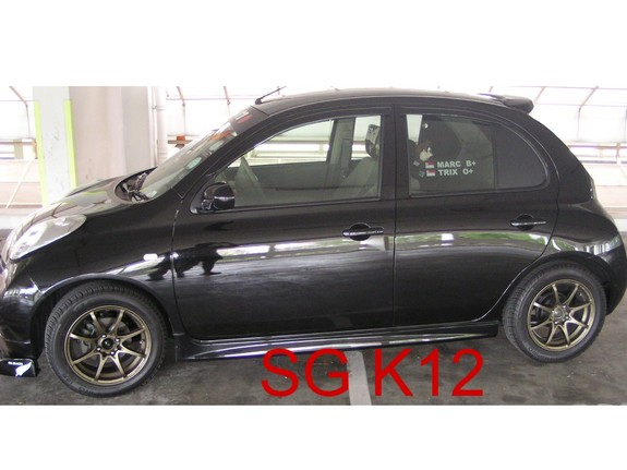 shiokmc 2005 nissan micra specs photos modification info. Black Bedroom Furniture Sets. Home Design Ideas