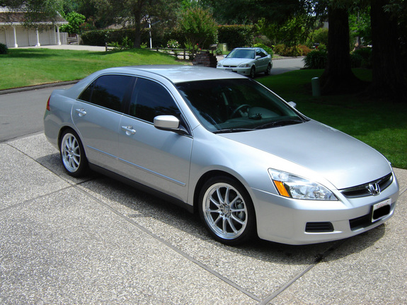 slvr  honda accord specs  modification info  cardomain