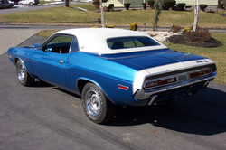 SpecialEditionRTs 1970 Dodge Challenger