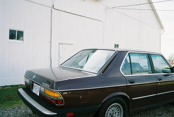Another Hunter535 1985 BMW 5 Series post... - 7815688