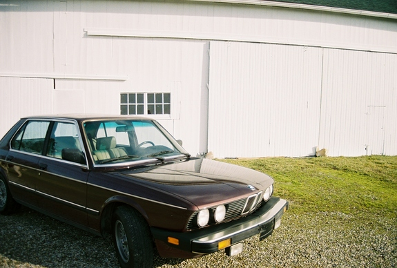 Another Hunter535 1985 BMW 5 Series post... - 7815689