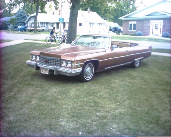 Another big_abe 1974 Cadillac DeVille post... - 7816435