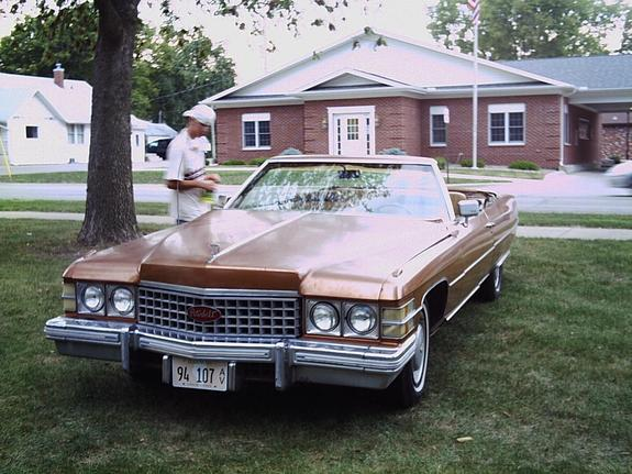 Another big_abe 1974 Cadillac DeVille post... - 7816437