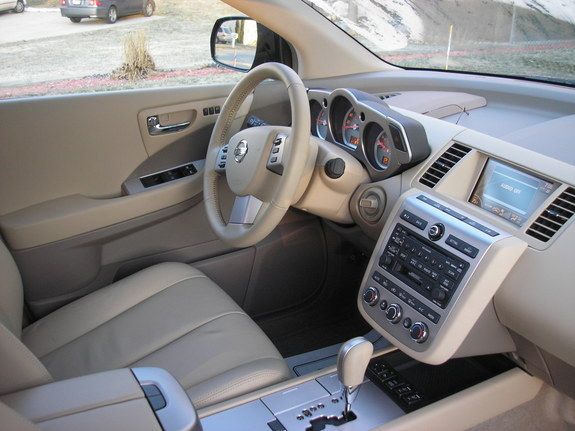 2006 Nissan Murano For Sale >> JoesRedMax 2006 Nissan Murano Specs, Photos, Modification ...