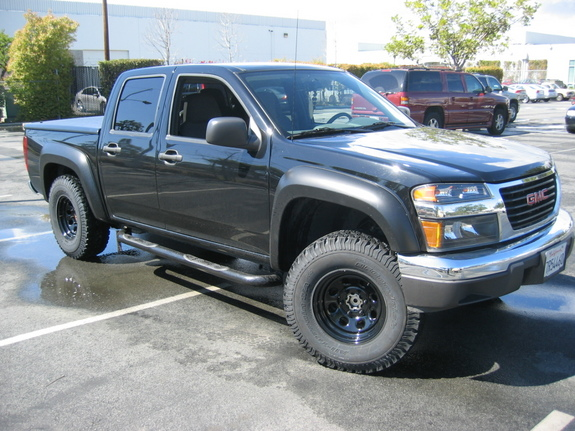 tslowry 2005 gmc canyon crew cab specs photos. Black Bedroom Furniture Sets. Home Design Ideas