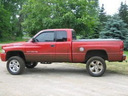 RAMSEYRAM99s 1999 Dodge Ram 1500 Regular Cab