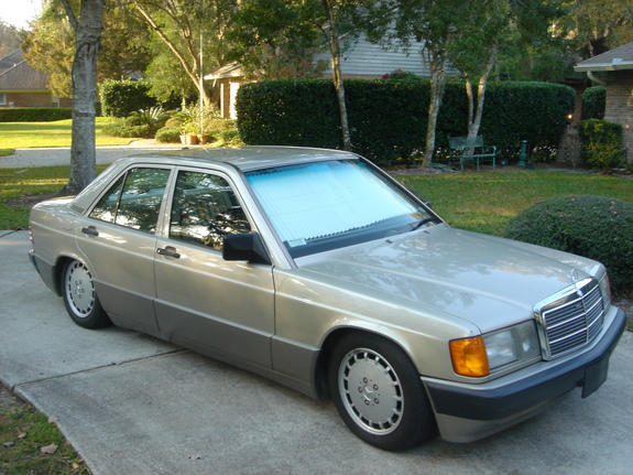 Another Kynyption 1990 Mercedes-Benz 190-Class post... - 7818333