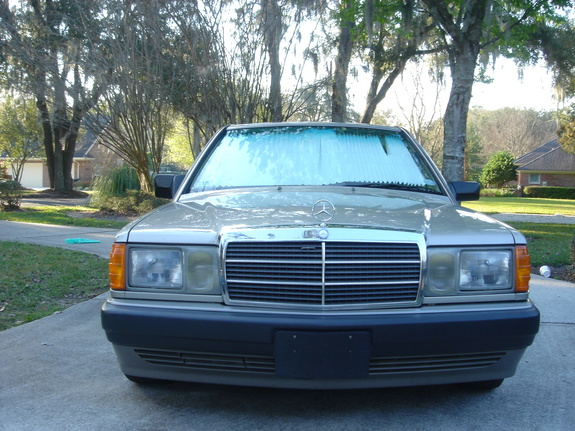 Another Kynyption 1990 Mercedes-Benz 190-Class post... - 7818334