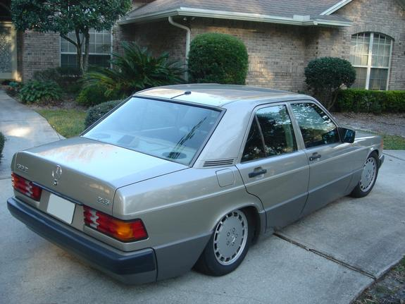 Another Kynyption 1990 Mercedes-Benz 190-Class post... - 7818335