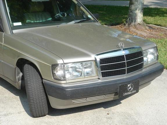 Another Kynyption 1990 Mercedes-Benz 190-Class post... - 7818343