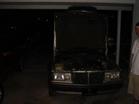 Another Kynyption 1990 Mercedes-Benz 190-Class post... - 7818345