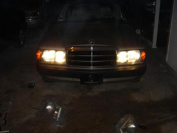 Another Kynyption 1990 Mercedes-Benz 190-Class post... - 7818355