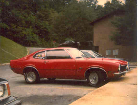 30211's 1970 Ford Maverick