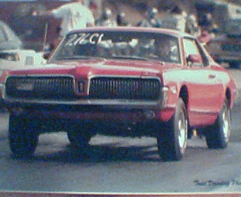 Another redcougar1968 1968 Mercury Cougar post