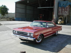 johnmws 1967 Plymouth GTX