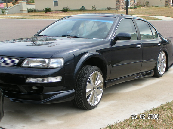 Another furioustyles 1995 Nissan Maxima post... - 7834487