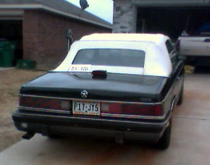 Another The_Other 1986 Chrysler LeBaron post... - 7821377