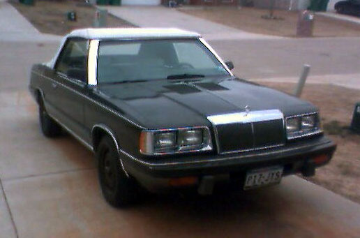 Another The_Other 1986 Chrysler LeBaron post... - 7821378