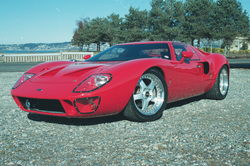 cdalzell 1965 Ford GT