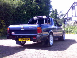 backinbratormv 1993 Subaru Brat