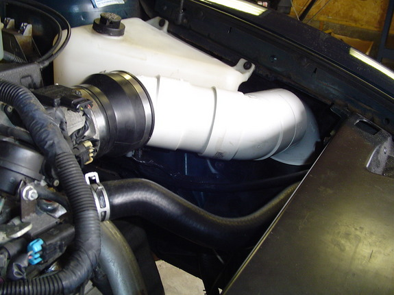 Write-Up: Building a Custom PVC Fenderwell Intake 22714670026_large