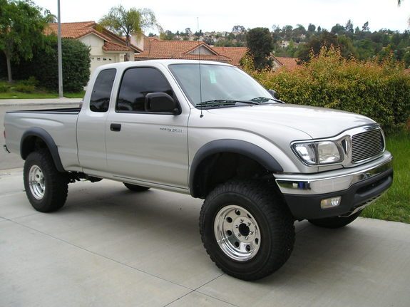 jekyllnhyde858 2002 toyota tacoma xtra cab specs photos modification info at cardomain. Black Bedroom Furniture Sets. Home Design Ideas