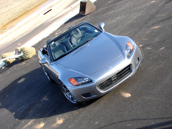 Boosted521 2003 Honda S2000