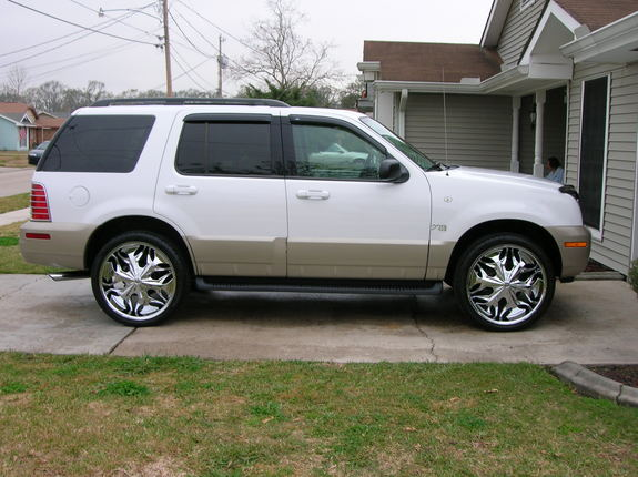 crush27's 2004 Mercury Mountaineer