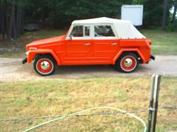56rodder 1974 Volkswagen Thing