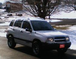 pimpmytracker 2003 Chevrolet Tracker