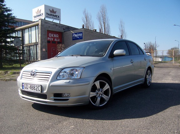 boniek 2004 toyota avensis specs photos modification info at cardomain. Black Bedroom Furniture Sets. Home Design Ideas