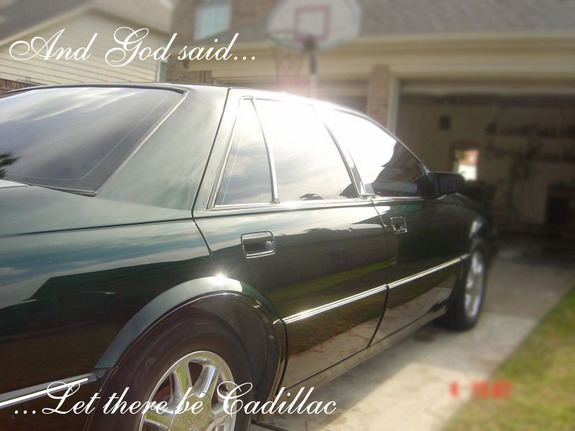 SL1CK07 1996 Cadillac Seville Specs Photos Modification Info at
