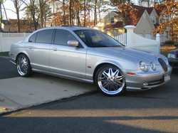 Matty83s 2002 Jaguar S-Type