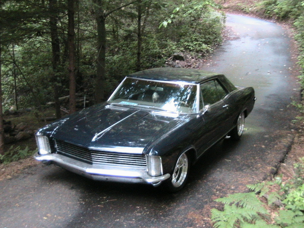 Another Buwicked 1965 Buick Riviera post... - 7832683