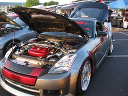Katz350zs 2005 Nissan 350Z