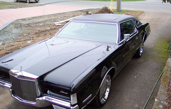 1972LincolnMark4's 1972 Lincoln Mark IV