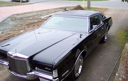 1972LincolnMark4 1972 Lincoln Mark IV