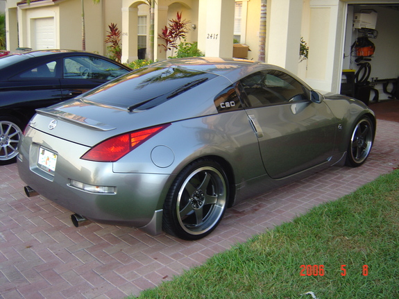 Another mzj24 2005 Nissan 350Z post... - 7833263