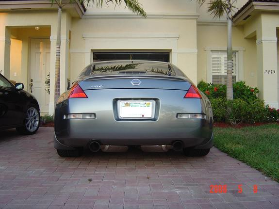 Another mzj24 2005 Nissan 350Z post... - 7833264