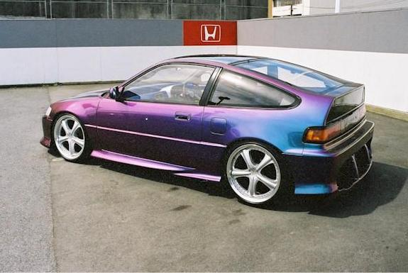 Another poiness 1988 Honda CRX post... - 7834633