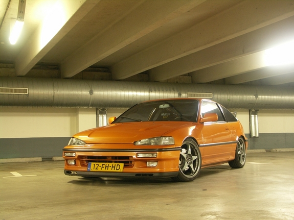 Another poiness 1988 Honda CRX post... - 7834635