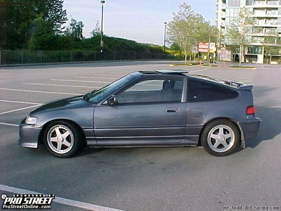 Another poiness 1988 Honda CRX post... - 7834655