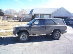 95texan 1990 Toyota 4Runner