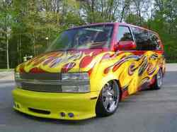 myassisdragins 1997 Chevrolet Astro