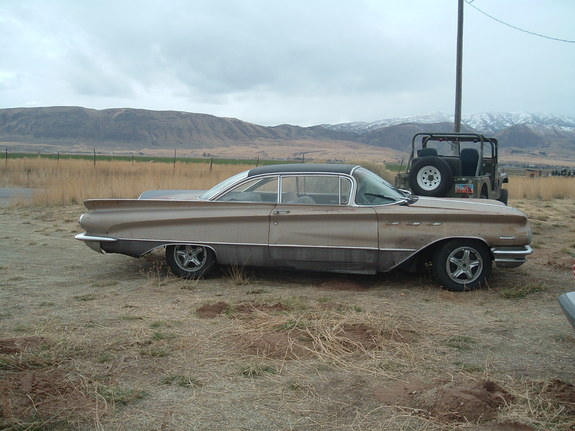 Another Willis81 1960 Buick Invicta post... - 7837307