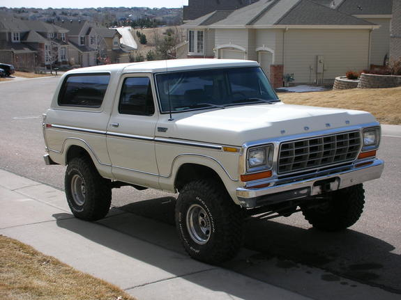kalel123 1978 ford bronco specs photos modification info. Black Bedroom Furniture Sets. Home Design Ideas