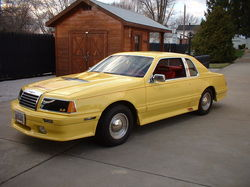 TweetyBird83 1983 Ford Thunderbird